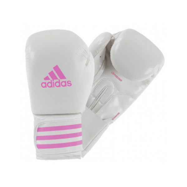 Adidas Kickbokshandschoenen Female Power 200 Wit/Roze