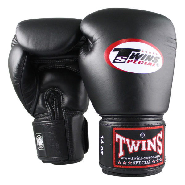 Twins Thaiboks Set Zwart