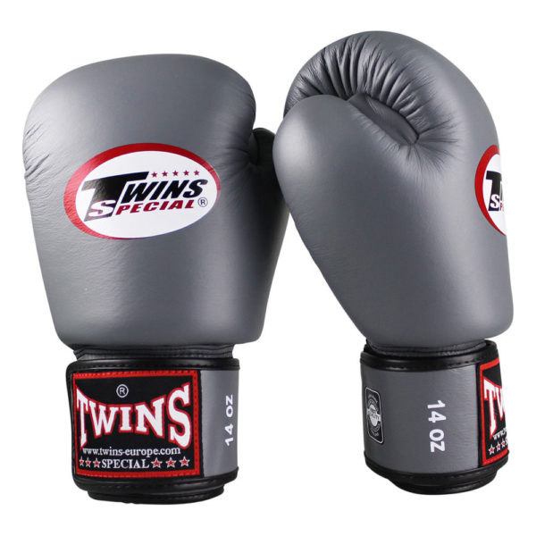Twins Kickbox Set Grijs