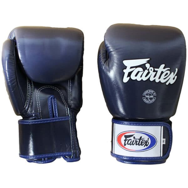 Fairtex boxhandschoenen BGV1 Tight Fit Blauw