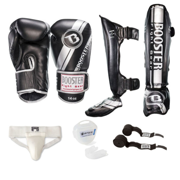 Kickbox-Set-Booster-V3-Zilver