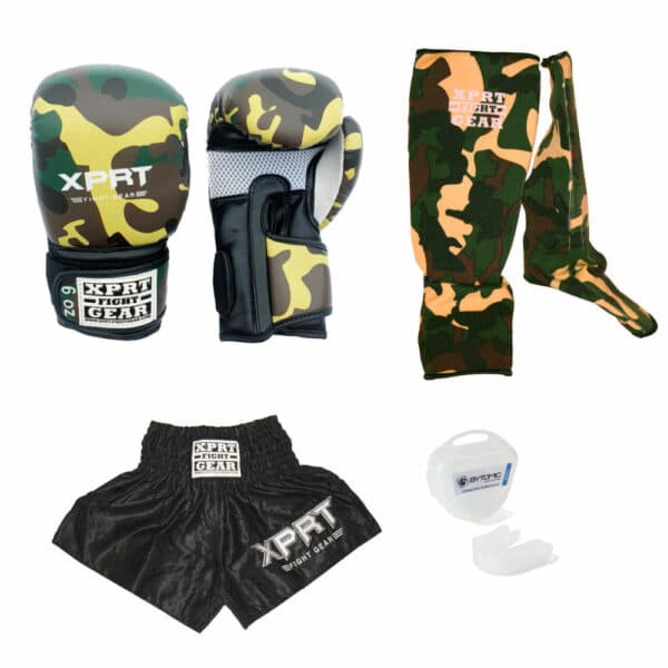 XPRT Kickbox Set Kind Camo