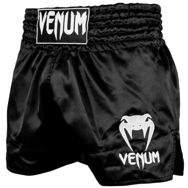 Venum Thai Short Zwart
