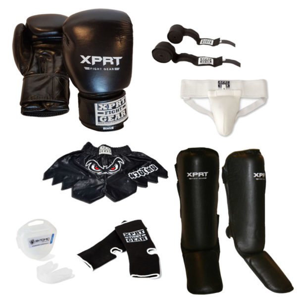 XPRT No Fear Kickboks Set