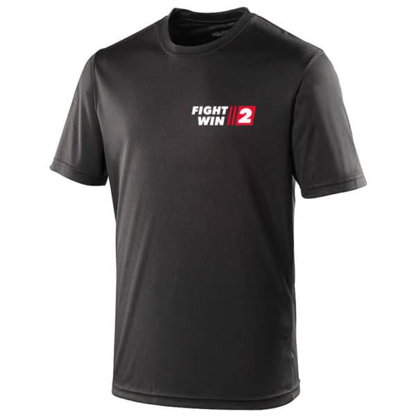 Neoteric ™ sportshirt Fight2Win