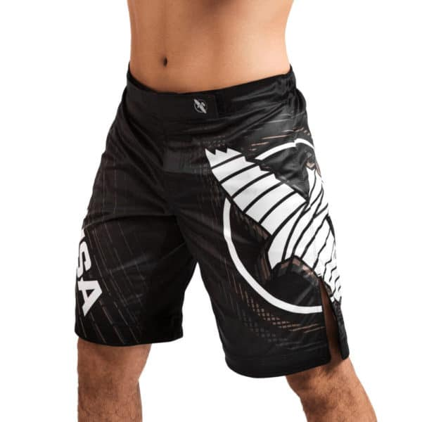 Hayabusa Chikara Fight Short Zwart