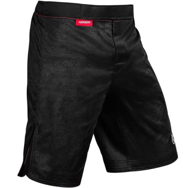 Hayabusa Hexagon Fight Short MMA Zwart