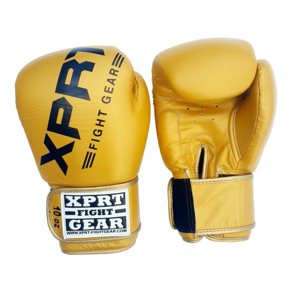 XPRT Kickboxing Set Goud 3.0