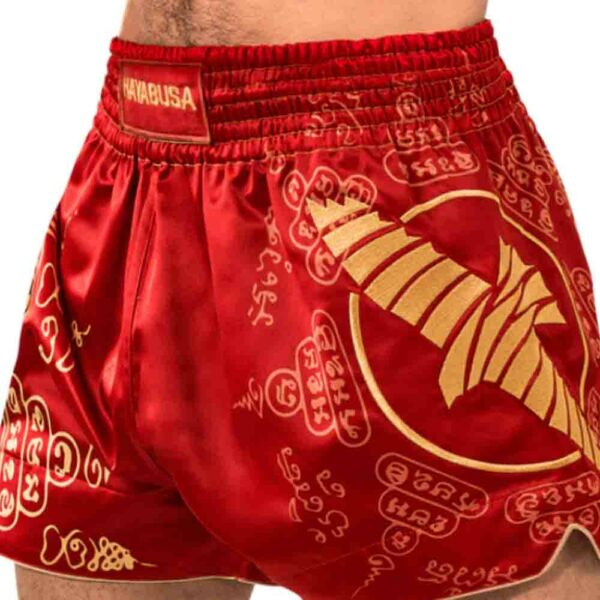 Hayabusa Falcon Red Broek